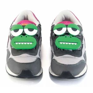 Other - NWT Kids DOIY WILD SHOES Animal Face Decoration